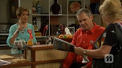 Susan Kennedy, Karl Kennedy, Sheila Canning in Neighbours Episode 6801