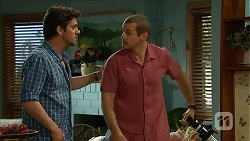 Jacob Holmes, Toadie Rebecchi in Neighbours Episode 6801