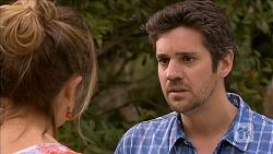 Sonya Rebecchi, Elliott Holmes in Neighbours Episode 6801