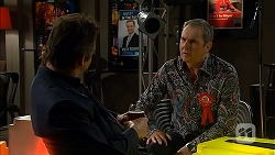 Marty Kranic, Karl Kennedy in Neighbours Episode 6801