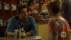 Jacob Holmes, Sonya Rebecchi in Neighbours Episode 6801
