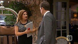 Terese Willis, Paul Robinson in Neighbours Episode 6802