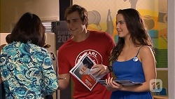 Kyle Canning, Kate Ramsay in Neighbours Episode 6802