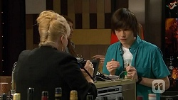 Sheila Canning, Bailey Turner in Neighbours Episode 6802