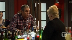 Karl Kennedy, Sheila Canning in Neighbours Episode 6802