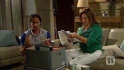 Brad Willis, Terese Willis in Neighbours Episode 6803