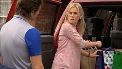 Brad Willis, Lauren Turner in Neighbours Episode 6803