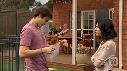 Mason Turner, Imogen Willis in Neighbours Episode 6803