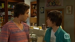 Mason Turner, Bailey Turner in Neighbours Episode 6803