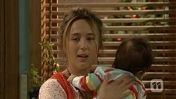 Sonya Mitchell, Elliott Holmes in Neighbours Episode 6804