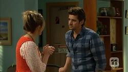 Sonya Rebecchi, Jacob Holmes in Neighbours Episode 6804