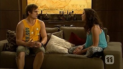 Kyle Canning, Kate Ramsay in Neighbours Episode 6804