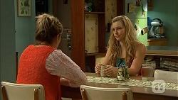 Sonya Rebecchi, Georgia Brooks in Neighbours Episode 6805