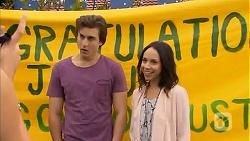 Mason Turner, Imogen Willis in Neighbours Episode 6805