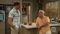 Matt Turner, Lou Carpenter in Neighbours Episode 6805