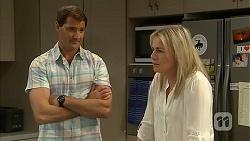 Matt Turner, Lauren Turner in Neighbours Episode 6805