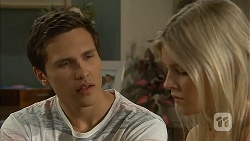 Josh Willis, Amber Turner in Neighbours Episode 6805