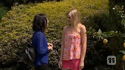 Imogen Willis, Amber Turner in Neighbours Episode 6805