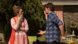 Sonya Rebecchi, Jacob Holmes in Neighbours Episode 6805