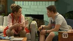 Sonya Rebecchi, Callum Rebecchi in Neighbours Episode 6806