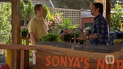 Toadie Rebecchi, Jacob Holmes in Neighbours Episode 6806