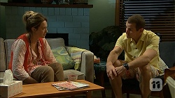 Sonya Mitchell, Toadie Rebecchi in Neighbours Episode 6806