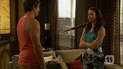 Kyle Canning, Kate Ramsay in Neighbours Episode 6806
