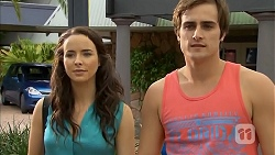 Kate Ramsay, Kyle Canning in Neighbours Episode 6806
