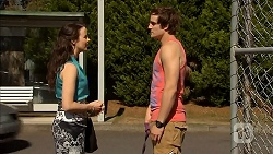 Kate Ramsay, Kyle Canning in Neighbours Episode 6807