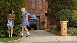 Imogen Willis, Amber Turner in Neighbours Episode 6807