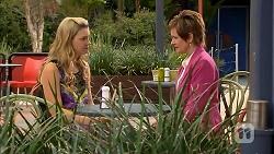 Georgia Brooks, Susan Kennedy in Neighbours Episode 6807