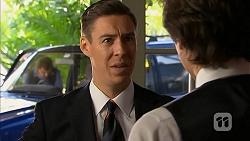Glen Darby, Mason Turner in Neighbours Episode 6807