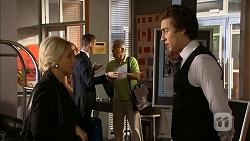 Lucy Robinson, Mason Turner in Neighbours Episode 6807