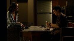 Imogen Willis, Isaac Woods in Neighbours Episode 6807