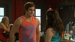 Kyle Canning, Kate Ramsay in Neighbours Episode 6807