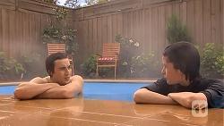 Mason Turner, Bailey Turner in Neighbours Episode 6808