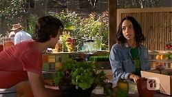 Mason Turner, Imogen Willis in Neighbours Episode 6808