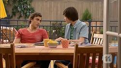 Mason Turner, Bailey Turner in Neighbours Episode 6809