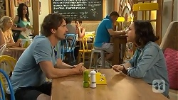 Brad Willis, Imogen Willis in Neighbours Episode 6809