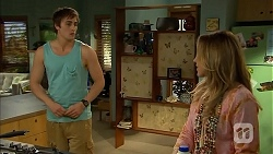 Kyle Canning, Sonya Mitchell in Neighbours Episode 6810