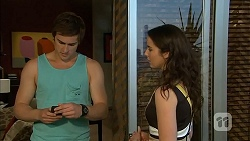 Kyle Canning, Kate Ramsay in Neighbours Episode 6810