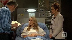 Karl Kennedy, Georgia Brooks, Susan Kennedy in Neighbours Episode 6810