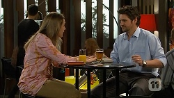 Sonya Mitchell, Jacob Holmes in Neighbours Episode 6811