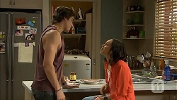 Mason Turner, Imogen Willis in Neighbours Episode 6811