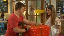 Callum Jones, Josie Lamb in Neighbours Episode 6812