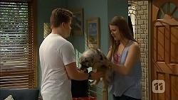 Callum Rebecchi, Josie Lamb in Neighbours Episode 6812