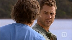 Mason Turner, Mark Brennan in Neighbours Episode 6813