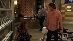 Terese Willis, Brad Willis in Neighbours Episode 6813