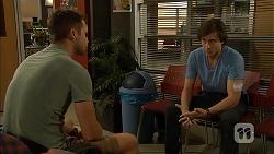Mark Brennan, Mason Turner in Neighbours Episode 6813