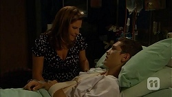 Terese Willis, Brad Willis in Neighbours Episode 6814